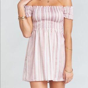 NWT smym dolly smocked dress